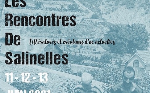 Rencontres de Salinelles 11, 12, 13 juin 2021